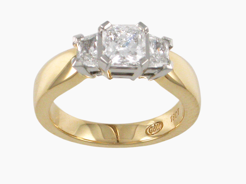 Gold diamond Engagement Ring jewellery rings