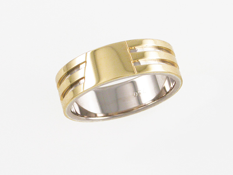 GDW Jewellery Custom Gold Wedding Jewellery Rings